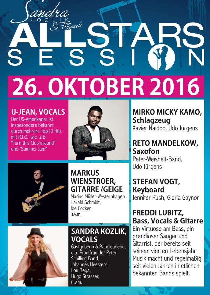 FullSizeRender Live-Band für Event, Messe, Gala, Show